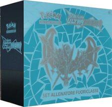Box Pokemon SM3.5 SET ALLENATORE FUORICLASSE - Ultraprisma Ali dell'Aurora ITA