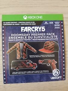 Far Cry 5 DLC Doomsday Prepper Pack