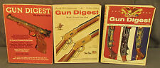 Lot of (3) The Gun Digest 1966, 1967 & 1968 Editions (Books)
