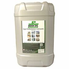 20 LITRES OF ROCK OIL  UTTO 10W-30