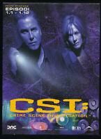EBOND  C.S.I. - Scena del Crimine - Stagione 01 DVD D562316