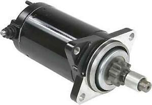 WPS - SAB0164 - Replacement Starter Motor, Black`
