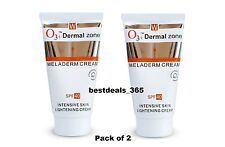 2 X O3+ Dermal Zone Meladerm Intensive Lightning Cream For Pigmented Free Ship