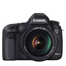 NEW Canon EOS 5D Mark III MARK 3 with 24-105mm Lens 22MP Digital SLR Camera