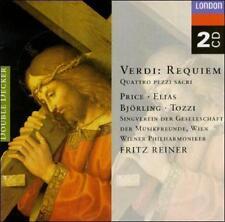 Fritz Reiner Wiener PO Verdi: Requiem (1995) 2 x CD