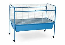 Prevue 620 Jumbo Rabbit  Bunny Guinea Pig Cage Hutch