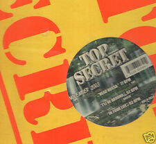 RANDOM RAP-TOP SECRET NOVEMBER 2003-12 INCH-G-UNIT
