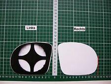 Außenspiegel Spiegelglas Ersatzglas BMW 3 E46 Typ M3 Sport Li o Re sph Kpl