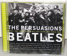 CHESKY CD JD-220: The Persuasions Sing The Beatles - USA 2002 Factory SEALED