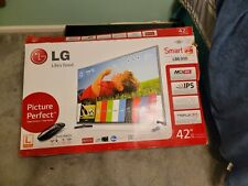 "Lg Smart Tv 42Ln5700 42"" 1080p Hd Led Lcd Internet Tv"
