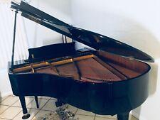 Weber GW-60 Grand Piano Polished Ebony Very Good Condition Studio Home Decor