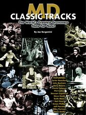 Md Classic Tracks The World's Greatest Drummers Note for Note Percussi 006620070