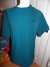 BNWT MENS DESIGNER NIKE FC HEAVYWEIGHT T SHIRT WITH SHOULDER ZIP RRP £50 SMALL