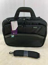 """Targus TBT256 Spruce EcoSmart Briefcase Laptop Computer Shoulder Bag 15.6"""" New!!"""