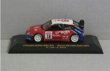 Citroen Xsara WRC #18 San Remo Rally 2003 - 1:43 - IXO Models
