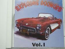 VARIOUS * Explosive Doo Wop Vol. 1 * VG++ (CD)