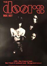 The Doors Box Set Original 1997 Promo Poster 18 x 24 Free Priority Shipping!