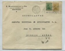 SOCCER WORLD CUP FOOTBALL URUGUAY 1930 old RARE sport cover # 18017
