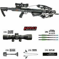 New 2021 Killer Instinct Burner 415 Illuminated 4x32 Scope Crossbow Package 1106