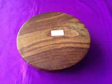 Solid Wooden 21 cm Patla Pattla For Rolling Bhakri Chapati Roti Chakla Board