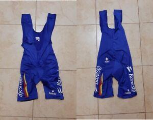 Team Banesto Cycling Pants Nalini 1990/95 Italy Blue Special Edition