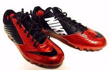 Nike Vapor Speed Cleats Black Orange Giants Orioles Colors Shoes 643152-800 sz14