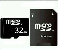 32 GB MICRO SD-SPEICHERKARTE CLASS 10! NEU + OVP! Smartphones, Navi,...