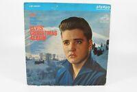Elvis' Christmas Album Elvis Presley RCA Records 33 RPM Vinyl Record Album LP