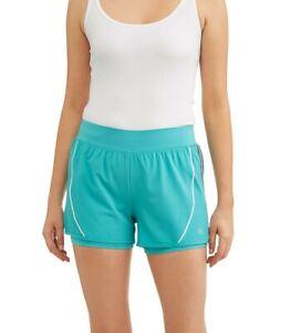 Women's Avia Active Side Stripe Short: XXL