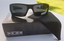 ccf5934150 NEW Oakley Mens Gascan 12-856 Sunglasses Matte Black-Grey Lens