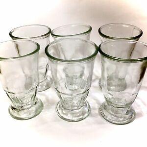 VINTAGE 1960s SAU-SEA SHRIMP COCKTAIL GLASSES Lot of 6 — Great Condition❤️