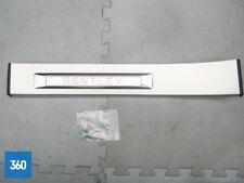 NUOVO Originale BENTLEY CONTINENTAL Flying Spur lh porta posteriore striscia di Davanzale 3W5853539H