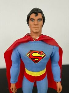 """Mego 12"""" Superman the Movie Christopher Reeve Figure 1977"""