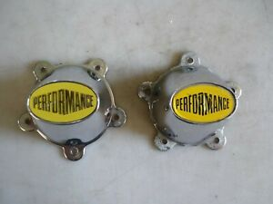 GENUINE OLD SCHOOL PERFORMANCE  MAG WHEEL CAPS MONARO CHARGER FORD