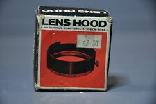 Olympus Metal Clamp On Lens Hood for 35RC/35ED/35ECR
