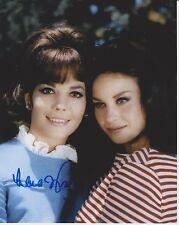 Lana Wood Signed 8x10 Photo - James Bond Babe with Sister Natalie - FAB!!! G739