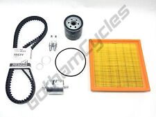Ducati ST4 ST4S FULL SERVICE KIT Timing Belts, Plugs, Air/Fuel/Oil Filters