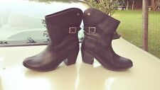 Womens harley boots 7.5