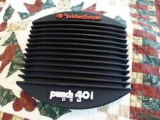 Rockford Fosgate Punch 40i Amp DSM Old School Amplifier Nice!