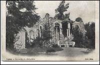Tunis Tunesien Afrika Postkarte ~1920 Partie am Belvedère La mida du Belvedère