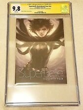 Superbelle Sketchbook Four CGC 9.8 NM/MT SS Signed by Stanley Artgerm Lau
