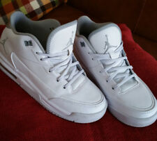 Nike Air Jordan Flight White and silver Brand new UK size 5 / eu 38
