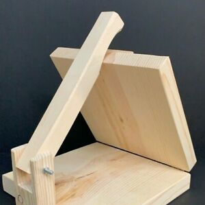 WOODEN TORTILLA PRESS SQUARE SHAPE-(Free Gift w/ Any Purchase)