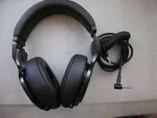 USED Beats by Dr. Dre Pro Detox Limited Edition**BLACK**-SUPER FAST SHIPPING!!!
