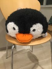 Penguin Plush Pillow From Boston Aquarium