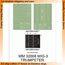 Montex 1/32 Mikoyan-Gurevich MiG-3 Paint Mask for Trumpeter kit