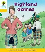 Oxford Reading Tree: Level 5: Decode and Develop Highland Games by Hunt, Roderic