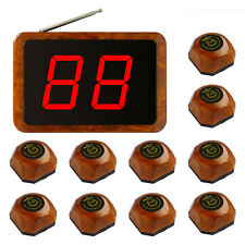 Singcall Wireless Calling Coffee Shop Service System Paging Systems