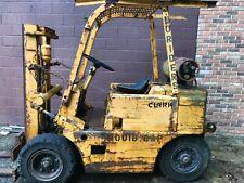 Clark Forklift 4000 Lb Capacity
