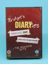 Bridget's Diaries, Bridget Jones's Diary-Edge of Reason (DVD, 3 Disc Set) 💜 R 2